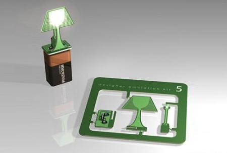 DIY Mini Lamp