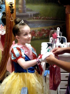 Rachel's Make-a-Wish trip to Disney World