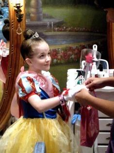 Rachel's Make-a-Wish trip to Disney World