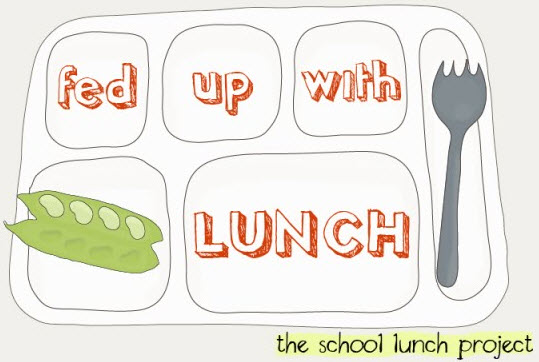 Fed Up with School Lunch